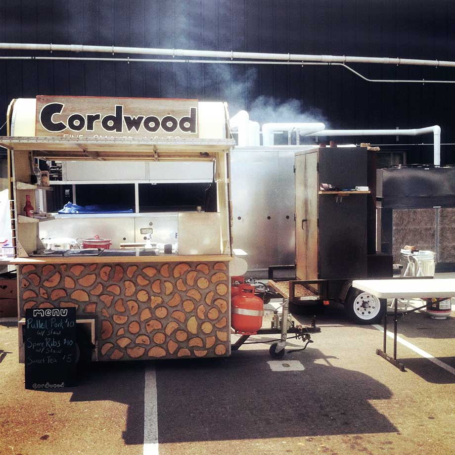 Cordwood Bbq A Farm To Table Bbq Food Truck In Traverse